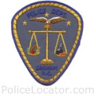 Graham Police Department Patch