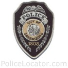 Greensboro Police Department Patch