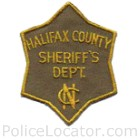 Halifax County Sheriff's Office Patch