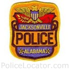 Jacksonville Police Department Patch
