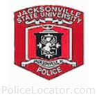 Jacksonville State University Police Department Patch