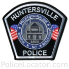 Huntersville Police Department Patch