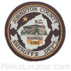 Johnston County Sheriff's Office Patch