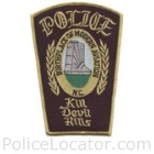 Kill Devil Hills Police Department Patch