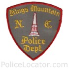 Kings Mountain Police Department Patch
