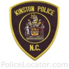 Kinston Department Patch