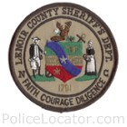 Lenoir County Sheriff's Office Patch