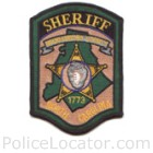 Mecklenburg County Sheriff's Office Patch
