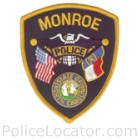 Monroe Police Department Patch
