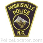 Morrisville Police Department Patch