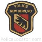 New Bern Police Department Patch