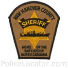 New Hanover County Sheriff's Office Patch
