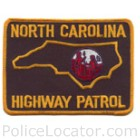 North Carolina State Highway Patrol Patch