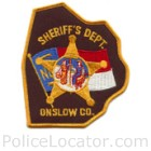 Onslow County Sheriff's Office Patch