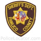 Pamlico County Sheriff's Office Patch