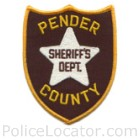 Pender County Sheriff's Office Patch
