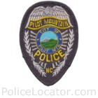 Pilot Mountain Police Department Patch
