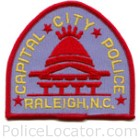 Raleigh Police Department Patch