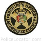 Lauderdale County Sheriff's Office Patch