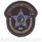 Robeson County Sheriff's Office Patch
