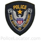 Salisbury Police Department Patch