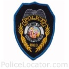 Sharpsburg Police Department Patch