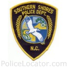 Southern Shores Police Department Patch