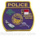 Southport Police Department Patch