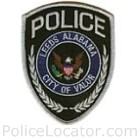 Leeds Police Department Patch