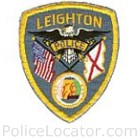 Leighton Police Department Patch