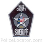 Wake County Sheriff's Office Patch