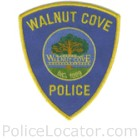 Walnut Cove Police Department Patch
