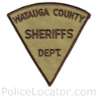Watauga County Sheriff's Office Patch