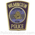 Wilmington Police Department Patch