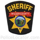 Wilson County Sheriff's Office Patch
