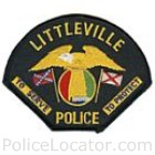 Littleville Police Department Patch