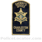 Charleston County Sheriff's Office Patch