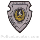 Chesnee Police Department Patch