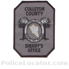 Colleton County Sheriff's Office Patch