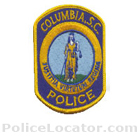 Columbia Police Department Patch