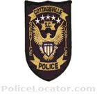 Cottageville Police Department Patch