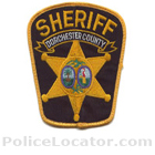Dorchester County Sheriff's Office Patch