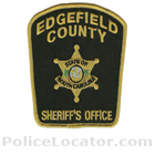 Edgefield County Sheriff's Office Patch