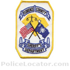 Florence County Sheriff's Office Patch
