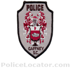 Gaffney Police Department Patch