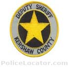 Kershaw County Sheriff's Office Patch