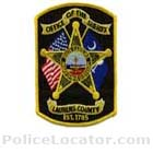Laurens County Sheriff's Office Patch