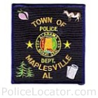 Maplesville Police Department Patch