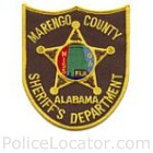 Marengo County Sheriff's Department Patch
