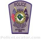 Moncks Corner Police Department Patch